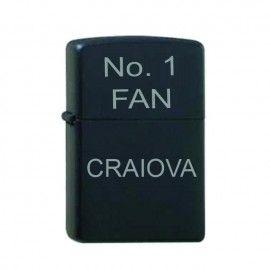 Bricheta neagra gravata No.1 FAN Craiova