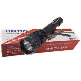 Lanterna puternica, cu electrosoc si acumulator BTG 1108