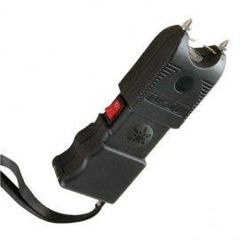 Electrosoc lanterna cu sirena pentru autoaparare, tw 10
