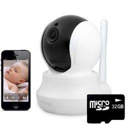 Baby Monitor Wireless JT160BW ,Telefon, Monitorizare Video Audio Bebelusi, sunet bidirectional,...