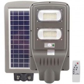 Panou solar stradal, Integrated Lamp, 60 W, IP65, LED, telecomanda,  senzor miscare/lumina