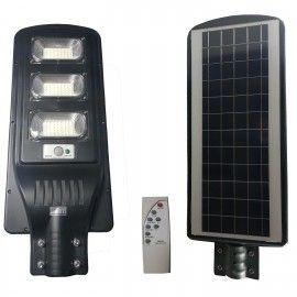 Panou solar stradal, Integrated Lamp, 90 W, IP65, 120 x LED, telecomanda,  senzor miscare/lumina