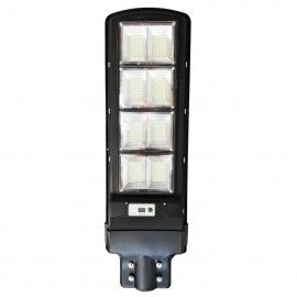 Panou solar stradal, Integrated Lamp, 120 W, IP65, 160 x LED, telecomanda,  senzor miscare/lumina