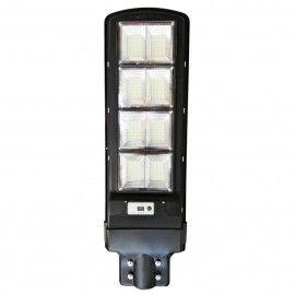 Panou solar stradal, Integrated Lamp, 120 W, IP65, 160 x LED, telecomanda,  senzor miscare/lumina