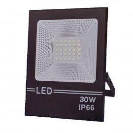 Proiector Led Flood Light, 30W, 30 led, A++, IP66,  lumina alba