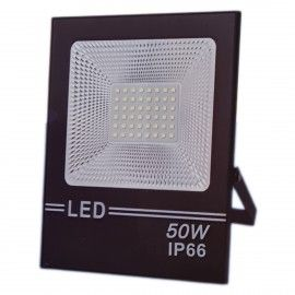 Proiector Led Flood Light, 50W, 48 led, A++, IP66,  lumina alba