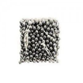 Bile Metalice, Pentru Prastie, 3 mm, 2 gr, 100 Bucati