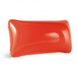 Perna gonflabila pentru plaja sau camping rosu31/19cm