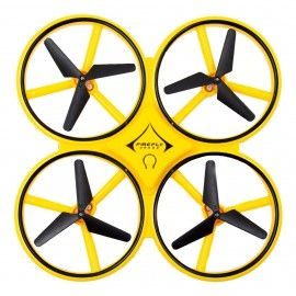 Drona Inteligenta, Quadcopter, Control prin miscarea mainii, rezistenta