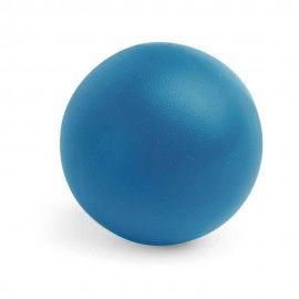 Minge din burete antistres, albastra, 6 cm