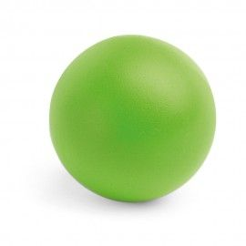 Minge din burete antistres, verde, 6 cM