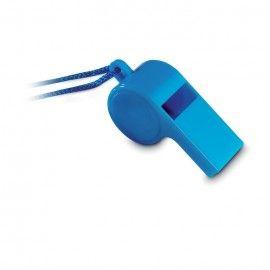 Fluier pentru copii galagiosa si haios. albastru