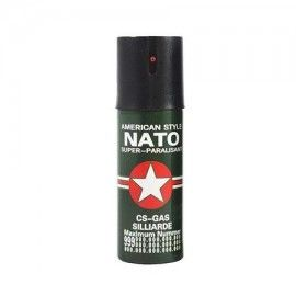 Spray piper paralizant, iritant, lacrimogen, Nato, 110 ml