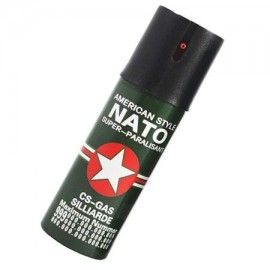 Spray piper paralizant, iritant, lacrimogen, Nato, 90 ml