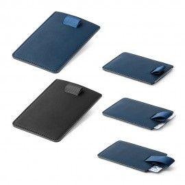 POPPY. Suport card cu blocare RFID