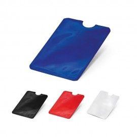 MEITNER. Suport card cu blocare RFID