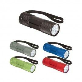 FLASHY. Lanterna din aluminiu