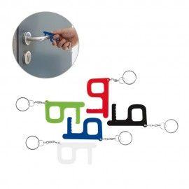 HANDY SAFE. Breloc multifuncțional antibacterian