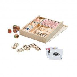 PLAYTIME. Set de jocuri 4 în 1